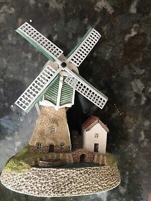 The Dutch Collection Wip Mill Paul Williams Hand Made/Painted John Hines Studios
