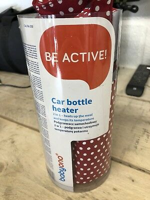 Babyono In Car Bottle Warmer Be Active Travel Camping