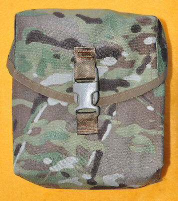 US Army Crye Multicam SAW 200 Pouch Brand New