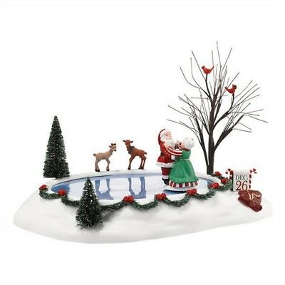 Dept 56 SV Christmas Waltz Animated #4030378 BRAND NEW Free Shipping