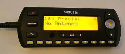 Sirius SV2 Satellite Radio Portable Receiver, Receiver Only