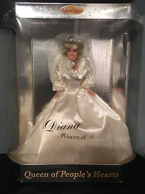 1997 Princess Diana Doll Queen Of Whales Brand New In Package