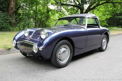 1959 Austin Healey Sprite FABULOUS RESTORATION. See VIDEO 1959 Austin Healey Bugeye Sprite. FABULOUS RESTORATION. See VIDEO.