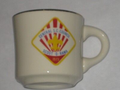 Central South Carolina Council 1973 Scout O Rama Coffee Mug