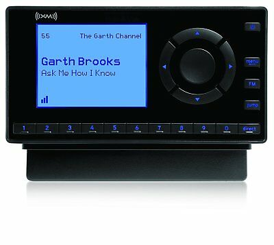 SiriusXM - Onyx EZ Satellite Radio with Home Kit - Model XEZ1H1 NEW