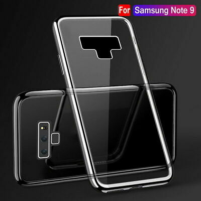 For Samsung Galaxy Note 9 Case | [Ultra Hybrid] Bumper Shockproof TPU Cover