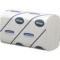 Kleenex Ultra Super Soft Hand Towels 3 Ply 315x215mm 96 Towels per Sleeve Ref 67