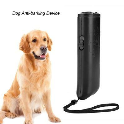 Ultrasonic Anti Barking Pet Dog Repeller Train Control Devices Bark Stop Trainer