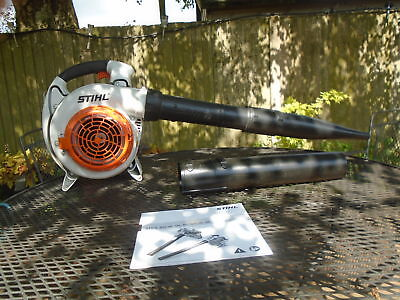 STIHL  BG 86 C  BLOWER VERY LITTLE USE in very good hardly used condition