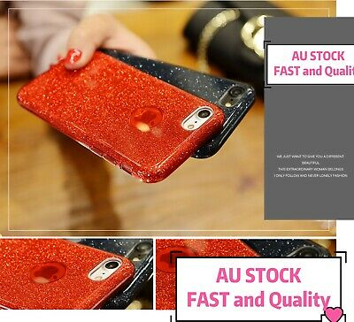 Sparkling Protective Soft Cover Case iPhone 7 / plus iPhone 8 / plus iPhone X XS