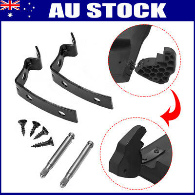 Glove Box Lid Hinge Bracket Repair Kit For Audi A4 S4 RS4 B6 B7 8E (2002-08) HB7