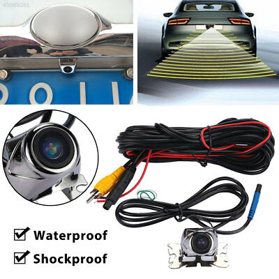 Universal Back View Camera NTSC/PAL Car Rearview Cam HD CCD Waterproof Video