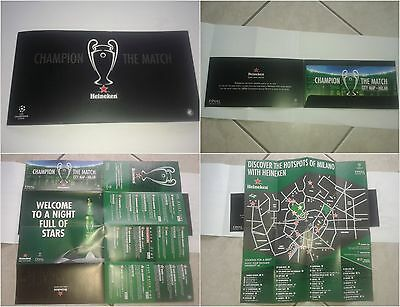 Heineken Gadget - Champions League Final 2015 2016 - Milano City Map