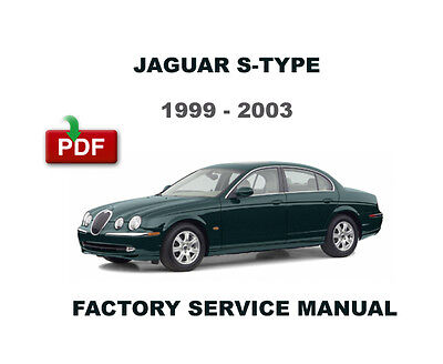 jaguar s type workshop service repair manual fsm 2000 2008 rh picclick com Jaguar S Type Repair Manual PDF 2001 jaguar s type manual pdf
