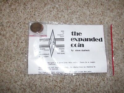 The Expanded  Coin  English Penny set  Steve Dusheck