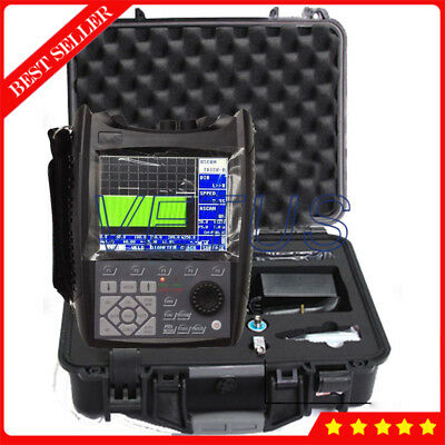 SUB140 100 Channels Digital Ultrasonic Flaw Detector Measurement Testing Gauge