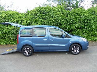 Citroen Berlingo 1.6HDi VTR WAV Wheelchair Accessible Vehicle Disability Car