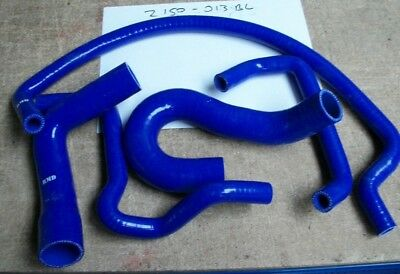 Mk2 Escort RS 2000/OHC/Pinto silicone hose set BLUE, race rally RS Z150-013B