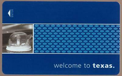 HAMPTON INN HOTEL**Welcome to TEXAS * hotel key card*Fast Safe Shipping#316