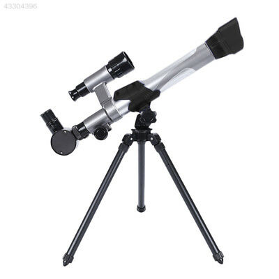 Foldable Refractor Astronomical Telescope C2130 With Finderscope Kids Toys Gifts