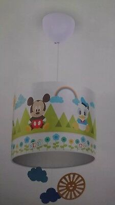 PHILIPS Disney Mickey Mouse Lampe mit Mobile