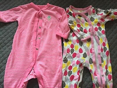 Girls 6/9 Months Sleepers for Baby
