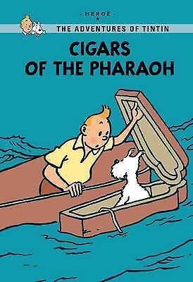 Cigars of the Pharaoh (Tintin Young Readers Series), Hergé, New Book