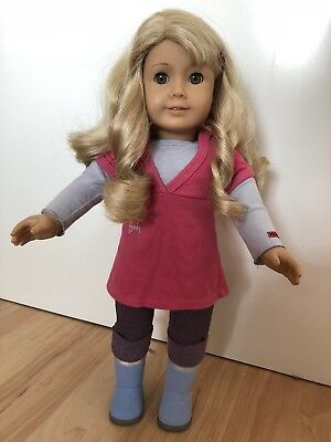 AMERICAN GIRL DOLL Puppe, 46 cm, Top Zustand ❤ - EUR 85,00 ...