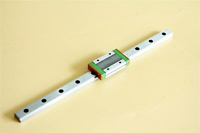 MGN12H  Linear Sliding Miniature Guide 250mm + Block For CNC DIY