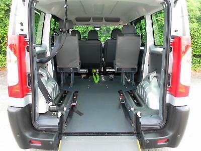 14/64Peugeot Expert Tepe 2.0HDi WAV Wheelchair Accessible Vehicle Disability Car