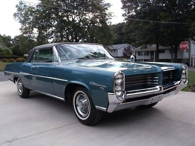 1964 Pontiac Catalina 2+2 Sport Coupe Absolutely the Best One in Existence, Six Figure Concourse Restoration, Stunning