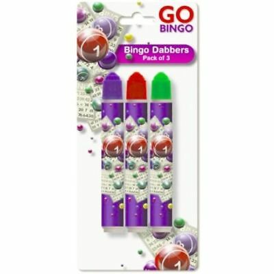 1-9 Bingo dotters dabbers dabber pen pens game card markers & tickets books