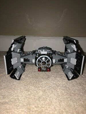 Lego Star Wars 8017 Darth Vaders Tie Fighter Used With