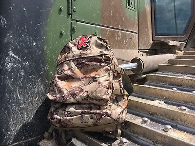 London Bridge Trading  3 Days Assault Pack Natural Gear Camo