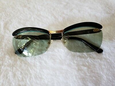 Sol Amor Made in France 1980's Vintage & Rare Sunglasses collectible No Reserve