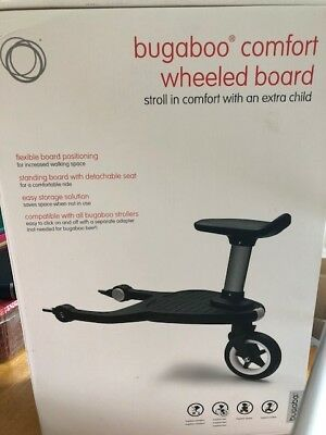 bugaboo Comfort Wheeled Board Baby Toddler Stroller Brand New in Box