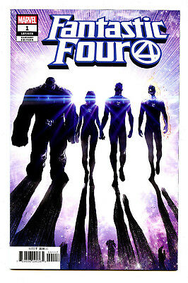 Fantastic Four #1/646 (2018) Marvel NM/NM- Teaser Variant