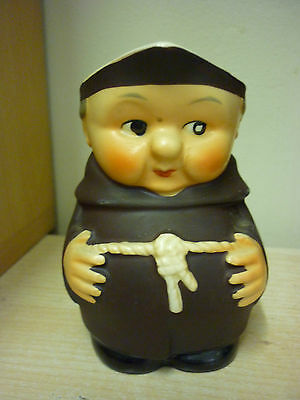 Monk Miniature Toby Character Jug china pottery S141/0
