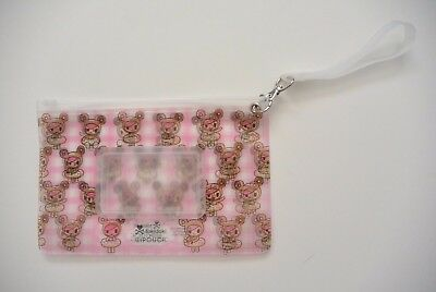 (1) Tokidoki Wipouch 30 Refillable Wet Wipes Pouch