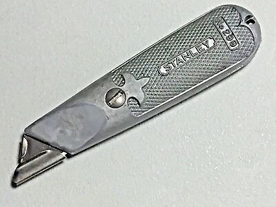 Vintage Stanley Fixed Blade Utility Knife - Box Cutter - (No. 299)