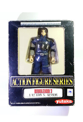 YUTAKA BIOHAZARD 2 Action Figure Series 1/12 LEON S.Kennedy (MISSING WEAPONS)