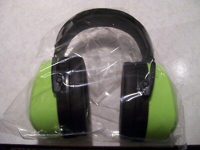 (New) Noise Reduction Safety Earmuffs-Shooting Or Work 28Db--Hearing Protection
