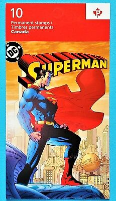 2013 Superman 75th Anniversary Ltd Edition, 1 Booklets of 10 TM and © DC Comics