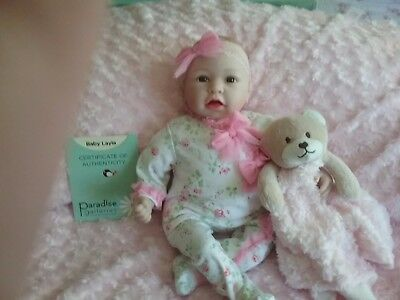 PARADISE GALLERIES ( BABY LAYLA) BRAND NEW with COA!