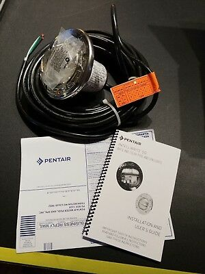 Pentair 640151 IntelliBrite 5G White Spa Light with 50' Cord, 12V BRAND NEW