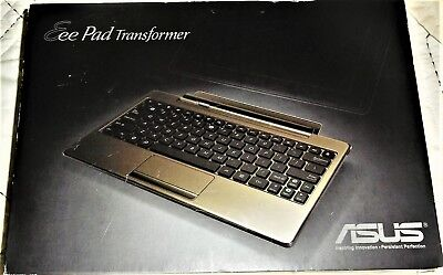 ASUS TF101 Docking Keyboard for Eee Pad Transformer New Free Shipping