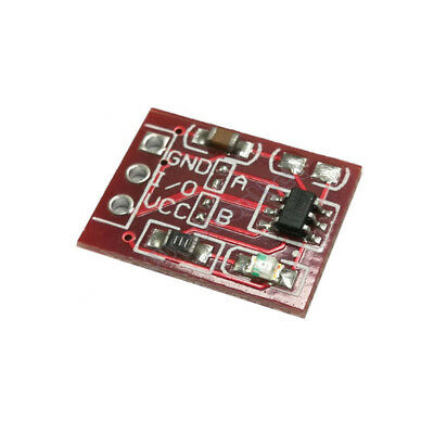 2.5V~5.5V TTP2233 Touch Buttom Module Self-Locking Single Way Capacitive Switch