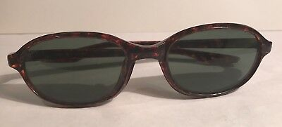 B & L Ray Ban Vintage Sunglasses W2838 Tortoise Frames With Case