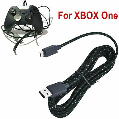 2.7M USB Ladekabel Micro Power Cord Sync für XBOX ONE Elite Wireless Controller
