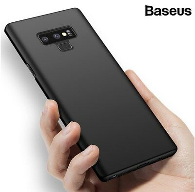 Baseus For Samsung Galaxy Note9 Ultra Thin Slim Matte Back Case Cover Protective
